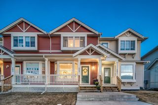 Photo 3: LUXSTONE: Airdrie Row/Townhouse for sale