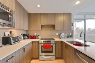 """Photo 7: 1101 125 COLUMBIA Street in New Westminster: Downtown NW Condo for sale in """"NORTHBANK"""" : MLS®# R2231042"""
