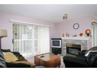Photo 4: 3 1282 PITT RIVER Road in Port Coquitlam: Citadel PQ Townhouse for sale : MLS®# V1047221