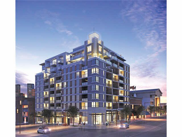 Main Photo: #810 - 189 Keefer St, in Vancouver: Downtown VE Condo for sale (Vancouver East)  : MLS®# V1081533