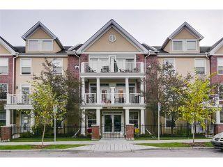 Photo 1: 107 3650 MARDA Link SW in Calgary: Garrison Woods Condo for sale