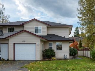 Photo 2: B 109 Timberlane Rd in COURTENAY: CV Courtenay West Half Duplex for sale (Comox Valley)  : MLS®# 827387