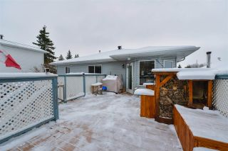 Photo 36: 318 Smith Crescent: Rural Parkland County House for sale : MLS®# E4221163