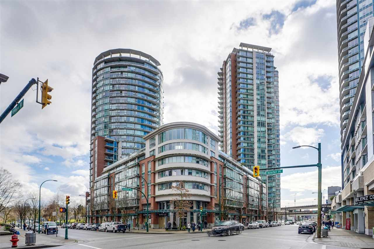 "Main Photo: 312 618 ABBOTT Street in Vancouver: Downtown VW Condo for sale in ""Firenze III"" (Vancouver West)  : MLS®# R2544438"