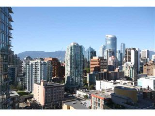 """Photo 1: # 1203 1238 SEYMOUR ST in Vancouver: Downtown VW Condo for sale in """"""""SPACE"""""""" (Vancouver West)  : MLS®# V970162"""