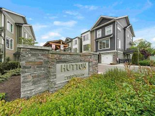 """Photo 1: 16 21150 76A Avenue in Langley: Willoughby Heights Townhouse for sale in """"Hutton"""" : MLS®# R2582993"""