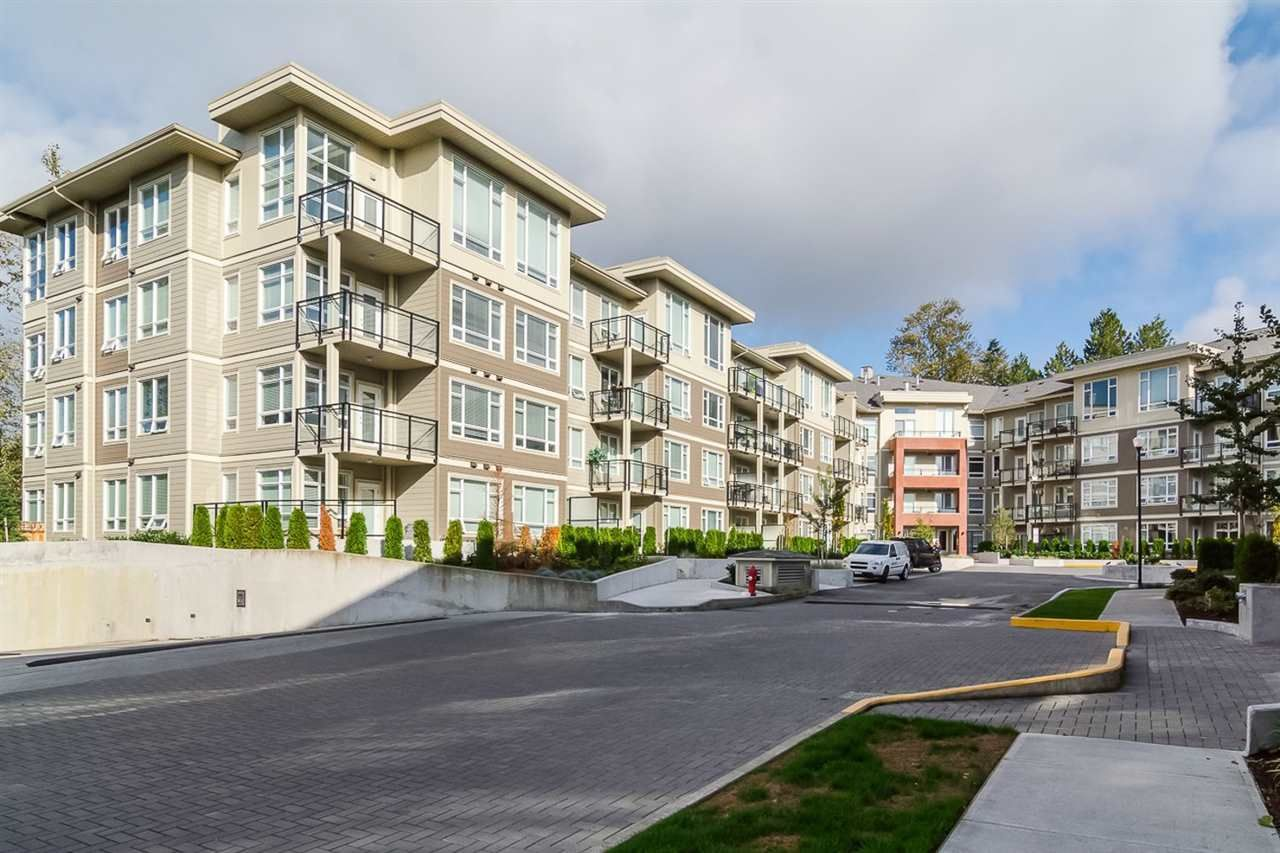 Main Photo: C214 20211 66 AVENUE in Langley: Willoughby Heights Condo for sale : MLS®# R2090668