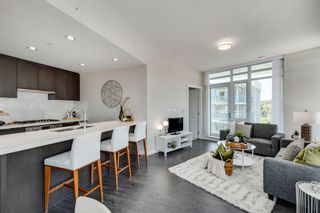 """Photo 4: 606 3188 RIVERWALK Avenue in Vancouver: South Marine Condo for sale in """"Currents at Waters Edge"""" (Vancouver East)  : MLS®# R2614998"""