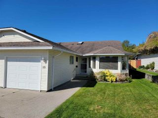 Photo 1: 15 767 NORTH Road in Gibsons: Gibsons & Area Townhouse for sale (Sunshine Coast)  : MLS®# R2569551