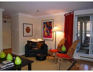 Photo 5: 104 1318 THURLOW Street in Vancouver: West End VW Condo for sale (Vancouver West)  : MLS®# V746287