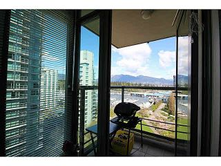 """Photo 9: 1002 1680 BAYSHORE Drive in Vancouver: Coal Harbour Condo for sale in """"BAYSHORE TOWER"""" (Vancouver West)  : MLS®# V1111737"""