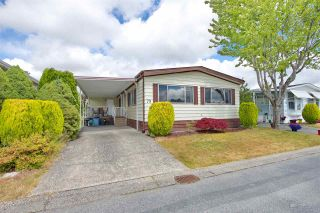 Photo 1: 79 2303 CRANLEY DRIVE in Surrey: King George Corridor Manufactured Home for sale (South Surrey White Rock)  : MLS®# R2384699