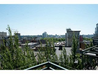 "Photo 10: 715 22 E CORDOVA Street in Vancouver: Downtown VE Condo for sale in ""VAN HORNE"" (Vancouver East)  : MLS®# V1132744"