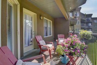 Photo 19: 216 530 HOOKE Road in Edmonton: Zone 35 Condo for sale : MLS®# E4235973