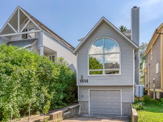 Photo 1: 1414 2 Street NW in Calgary: Crescent Heights Detached for sale : MLS®# A1129267