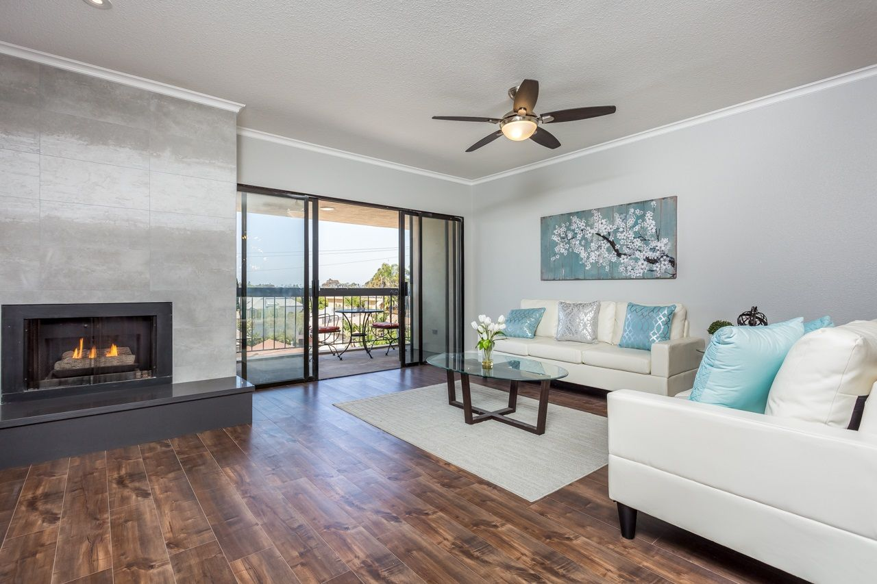 Main Photo: SAN DIEGO Condo for sale : 2 bedrooms : 3560 1St #6