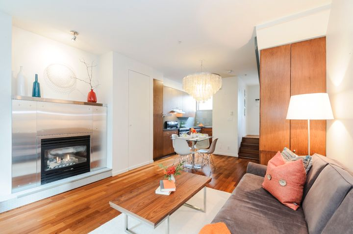 Photo 14: Photos: 3119 Prince Edward Street in Vancouver: Mount Pleasant VE Townhouse for sale (Vancouver East)  : MLS®# R2028836