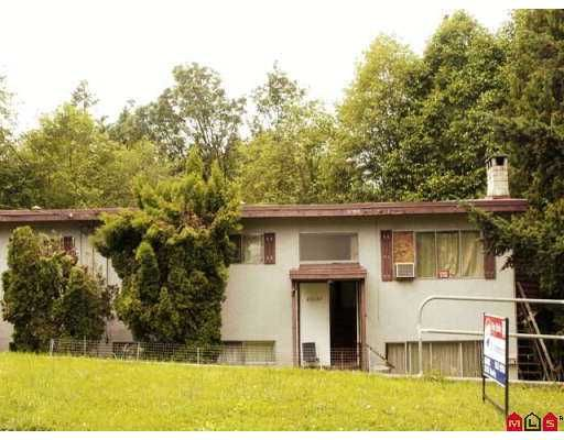 Photo 1: Photos: 11337 GLEN AVON Drive in Surrey: Bolivar Heights 1/2 Duplex for sale (North Surrey)  : MLS®# F2715854
