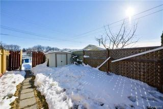 Photo 15: 558 Berwick Place in Winnipeg: Fort Rouge Residential for sale (1Aw)  : MLS®# 1805408