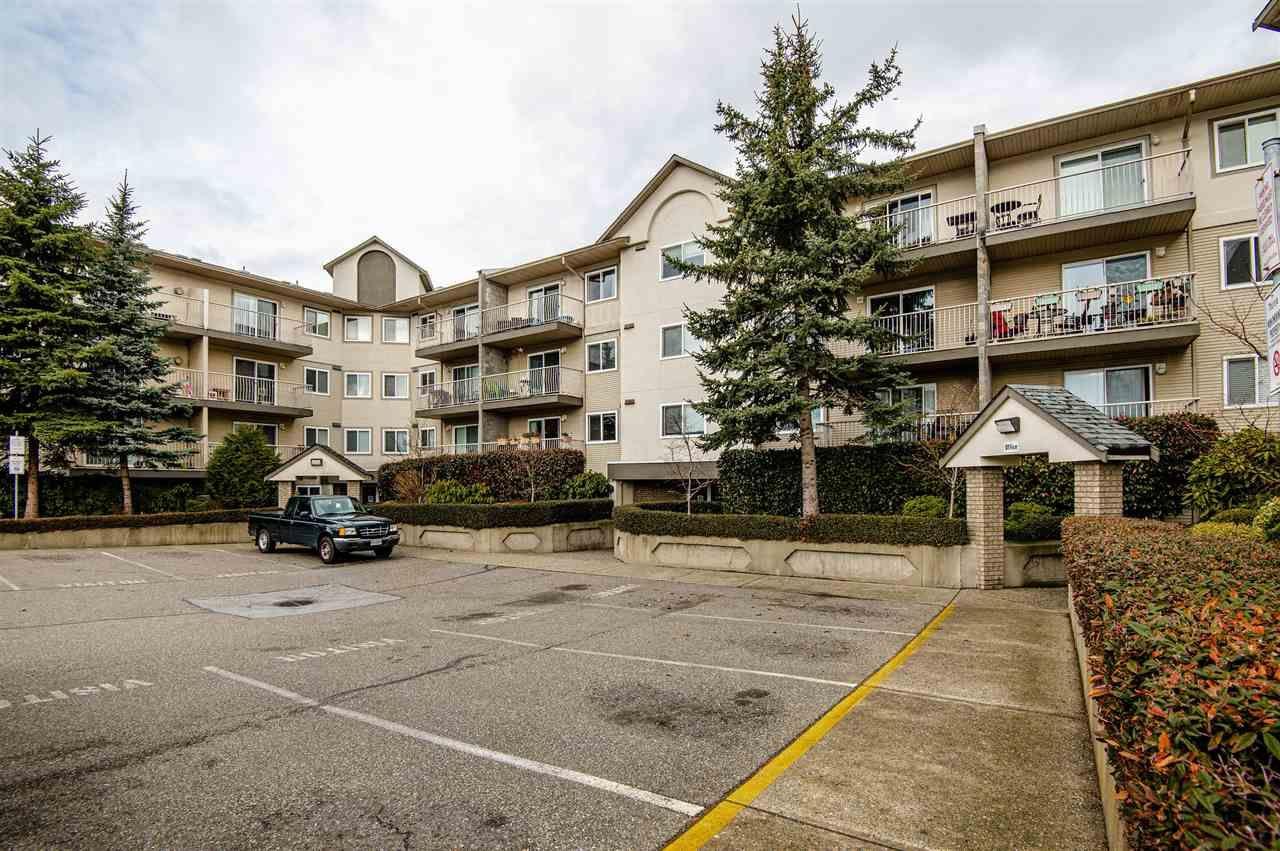 "Main Photo: 102 7694 EVANS Road in Chilliwack: Sardis West Vedder Rd Condo for sale in ""Creekside Estates"" (Sardis)  : MLS®# R2553516"