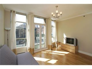 """Photo 4: 206 1 E CORDOVA Street in Vancouver: Downtown VE Condo for sale in """"CARRALL STATION"""" (Vancouver East)  : MLS®# V820385"""