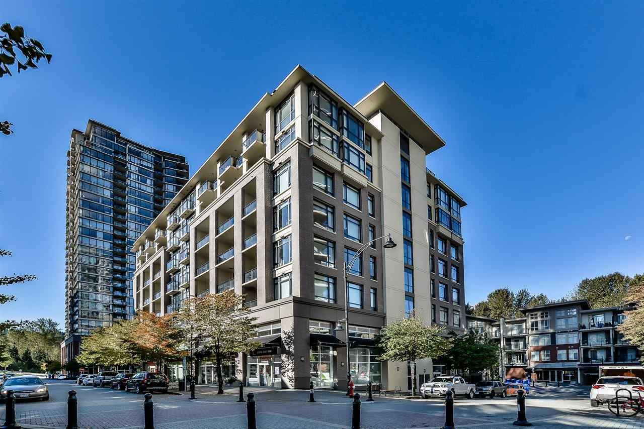 "Main Photo: 206 121 BREW Street in Port Moody: Port Moody Centre Condo for sale in ""ROOM AT SUTER BROOK"" : MLS®# R2114282"