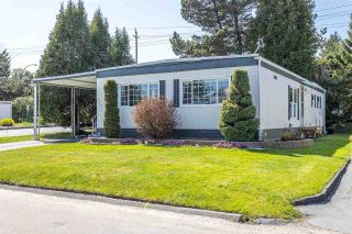Photo 1: 277 1840 160 Street in Surrey: King George Corridor Manufactured Home for sale (South Surrey White Rock)  : MLS®# R2573223