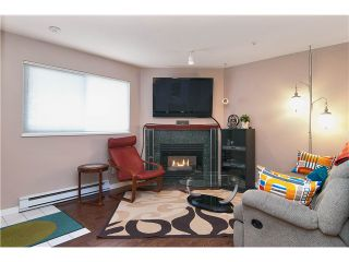 """Photo 3: 307 3709 PENDER Street in Burnaby: Willingdon Heights Townhouse for sale in """"LEXINGTON NORTH"""" (Burnaby North)  : MLS®# V998412"""