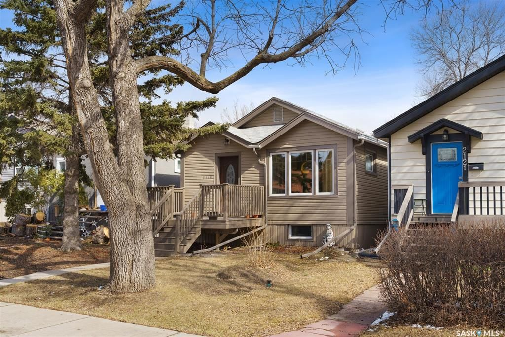 Main Photo: 2119 KING Street in Regina: Cathedral RG Residential for sale : MLS®# SK847127