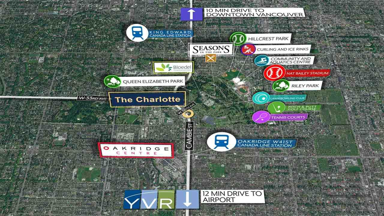 """Main Photo: 302 5118 CAMBIE Street in Vancouver: Cambie Condo for sale in """"THE CHARLOTTE"""" (Vancouver West)  : MLS®# R2548172"""