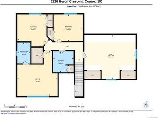 Photo 15: 2226 Heron Cres in COMOX: CV Comox (Town of) House for sale (Comox Valley)  : MLS®# 837660