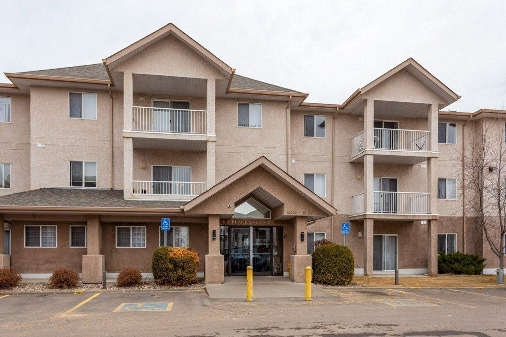 Main Photo: 329 16221 95 Street in Edmonton: Zone 28 Condo for sale : MLS®# E4250515
