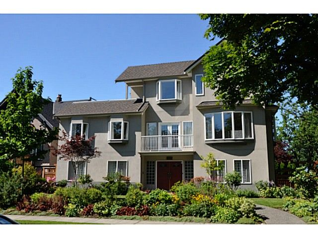 """Main Photo: 223 W 17TH Avenue in Vancouver: Cambie House for sale in """"Cambie"""" (Vancouver West)  : MLS®# V1015539"""