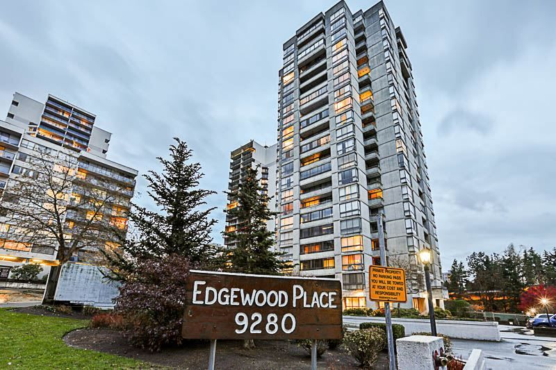 Main Photo: 2002 9280 SALISH Court in Burnaby: Sullivan Heights Condo for sale (Burnaby North)  : MLS®# R2222422