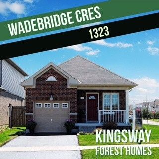Photo 1: 1323 Wadebridge Crest in Oshawa: Eastdale House (Bungalow) for sale : MLS®# E3493027