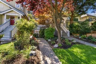 Photo 1: 3348 W 2ND Avenue in Vancouver: Kitsilano 1/2 Duplex for sale (Vancouver West)  : MLS®# R2618930