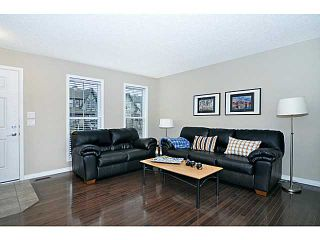 Photo 2: 99 ELGIN MEADOWS Gardens SE in CALGARY: McKenzie Towne Residential Attached for sale (Calgary)  : MLS®# C3545504