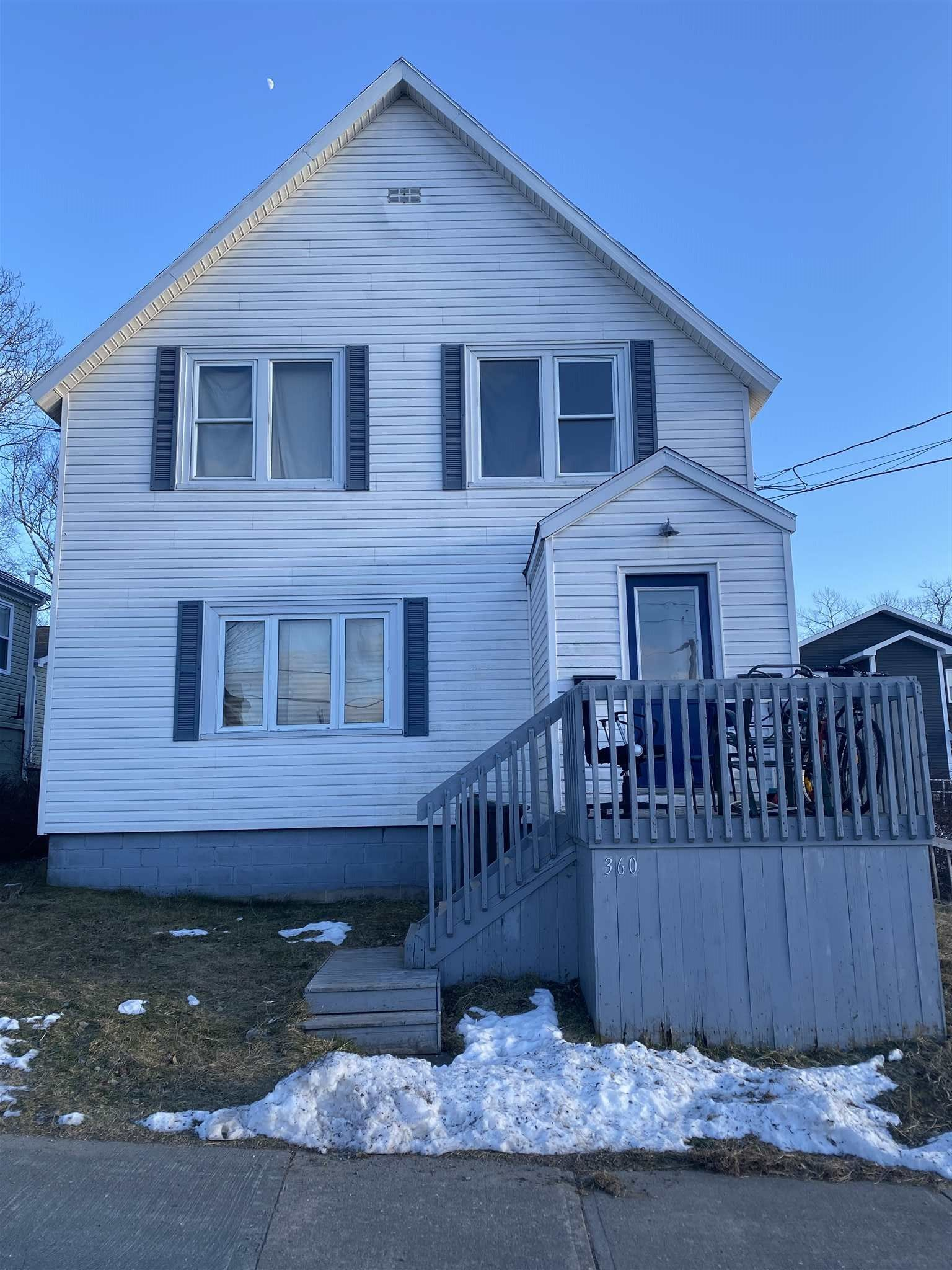 Main Photo: 360 St. Peters Road in Sydney: 201-Sydney Residential for sale (Cape Breton)  : MLS®# 202101237
