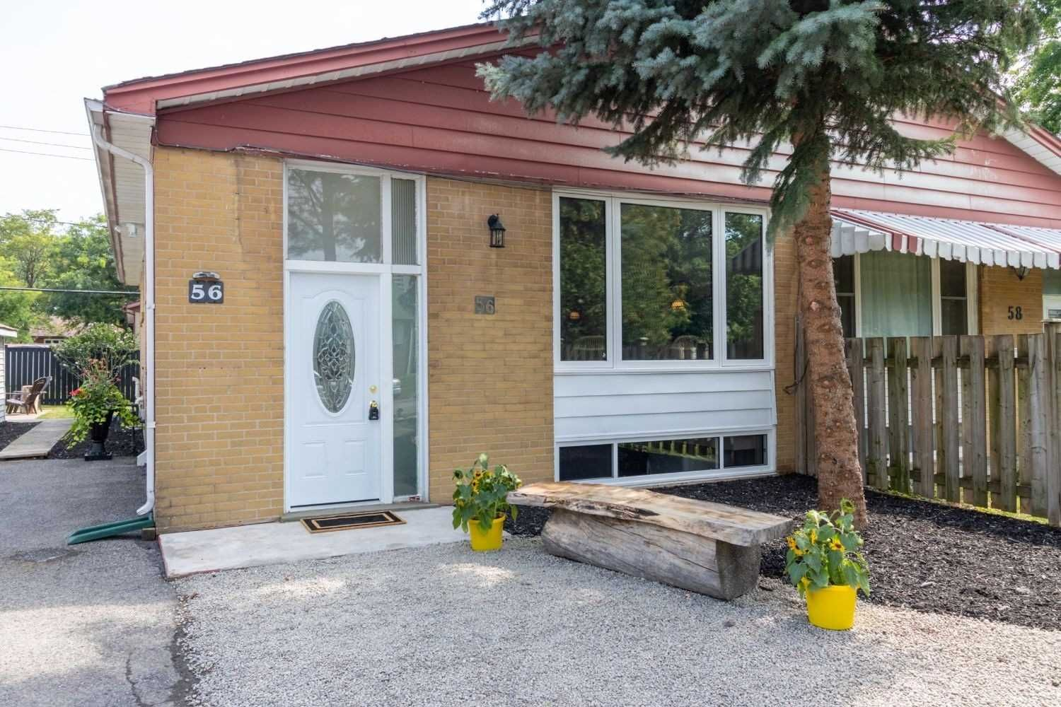 Main Photo: 56 Burcher Rd Road in Ajax: South East House (Bungalow) for sale : MLS®# E5351230