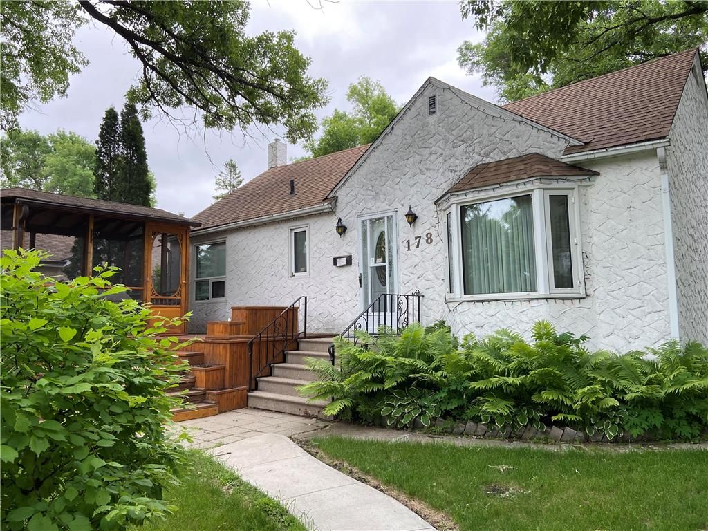 Main Photo: 178 Enfield Crescent in Winnipeg: Norwood Residential for sale (2B)  : MLS®# 202015325