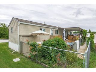 """Photo 30: 38 15875 20 Avenue in Surrey: King George Corridor Manufactured Home for sale in """"Sea Ridge Bays"""" (South Surrey White Rock)  : MLS®# R2616813"""