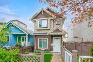 Main Photo: 2139 TRIUMPH Street in Vancouver: Hastings 1/2 Duplex for sale (Vancouver East)  : MLS®# R2573659