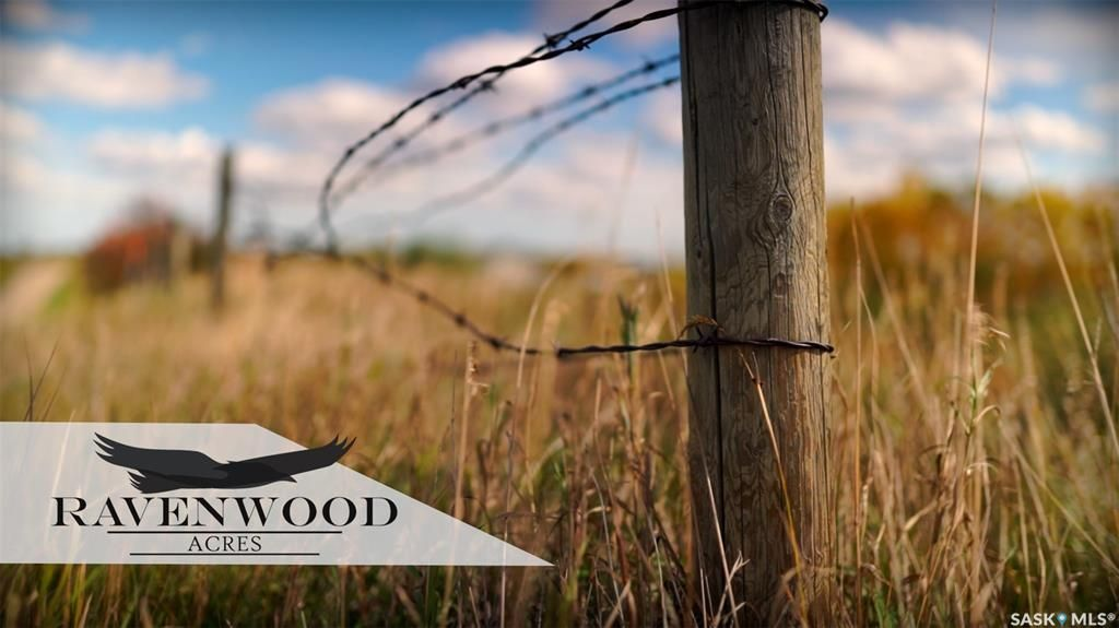 Main Photo: Ravenwood Acres Lot 1 in Dundurn: Lot/Land for sale (Dundurn Rm No. 314)  : MLS®# SK872411