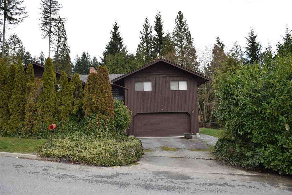Main Photo: 3480 QUEENSTON Court in Coquitlam: Burke Mountain House for sale : MLS®# R2580493