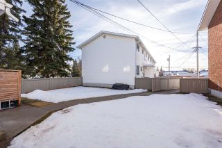Photo 27: 10980 161 Street in Edmonton: Zone 21 Townhouse for sale : MLS®# E4223085
