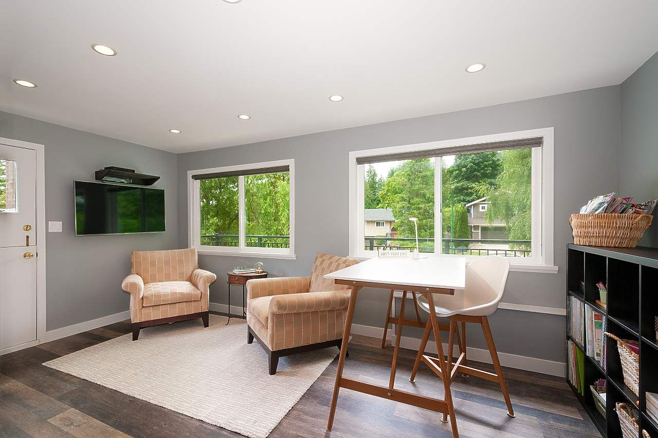 Photo 19: Photos: 4360 NOTTINGHAM ROAD in North Vancouver: Lynn Valley House for sale : MLS®# R2394443