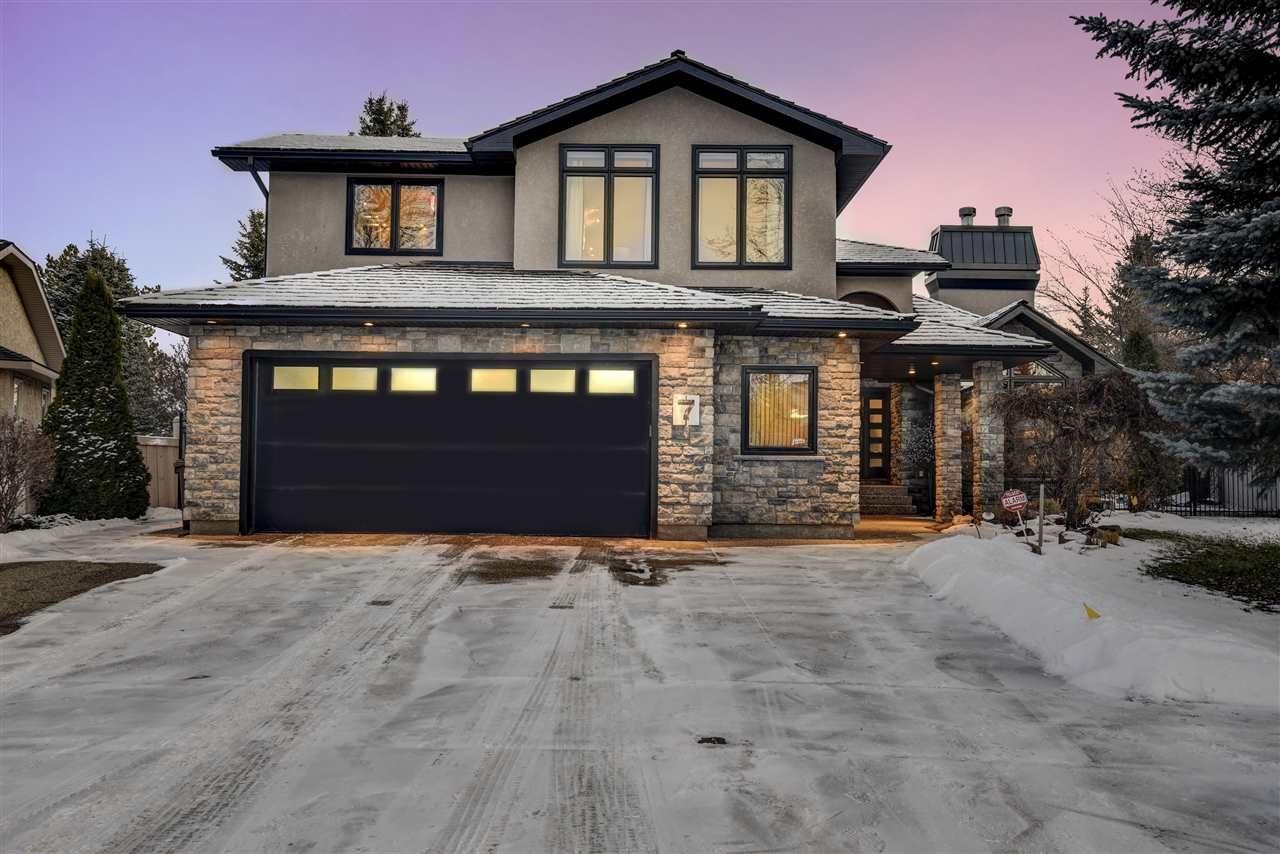 Main Photo: 7 Eton Terrace NW: St. Albert House for sale : MLS®# E4229371