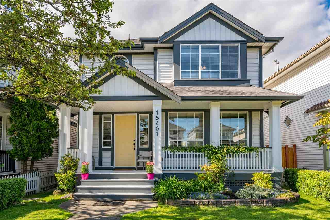 """Main Photo: 18461 65 Avenue in Surrey: Cloverdale BC House for sale in """"Clover Valley Station"""" (Cloverdale)  : MLS®# R2458048"""