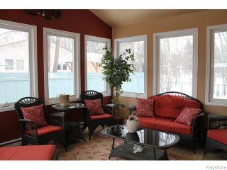 Photo 9: 63 Addington Bay in WINNIPEG: Charleswood Residential for sale (South Winnipeg)  : MLS®# 1603948