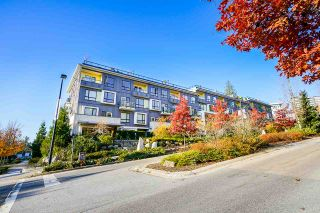 """Photo 2: 311 9350 UNIVERSITY HIGH Street in Burnaby: Simon Fraser Univer. Townhouse for sale in """"LIFT"""" (Burnaby North)  : MLS®# R2575953"""